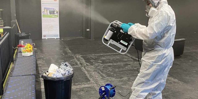 Site Disinfecting
