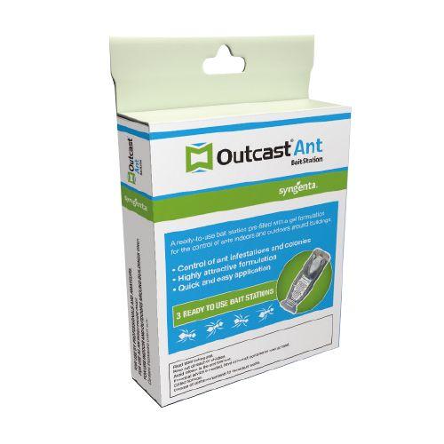 Outcast Ant Station